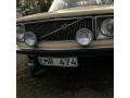 Volvo 142 GT Schweden Front